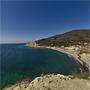 Абрау-Дюрсо: Вид на пляж Дюрсо