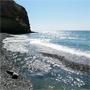 Абрау-Дюрсо: На пляже в Дюрсо