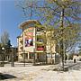 Анапа: Центр Анапы, у санатория Мотылек