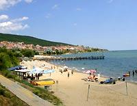 Святой Влас, Болгария