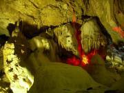 Новый Афон - пещеры