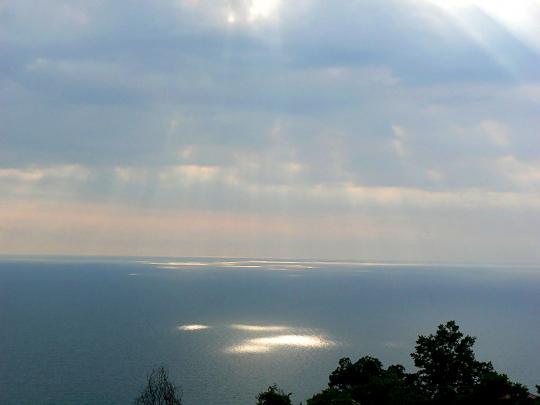 Черное море, Гудаута