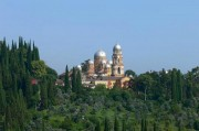 Абхазия, Симоно-Кананитский монастырь