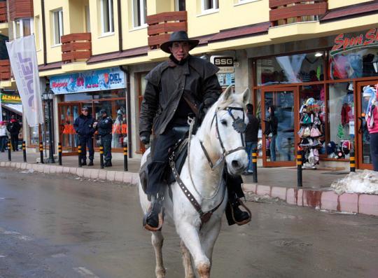 Болгарский Zorro
