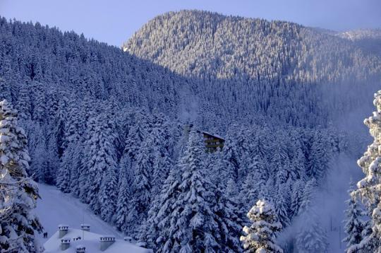 Прекрасные горы, прекрасный вид!