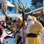 Санты в Боровце :-)