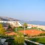 Вид на курорт Албена