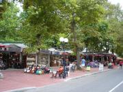 Улица в Албене