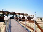 Кафе на пляже Албены