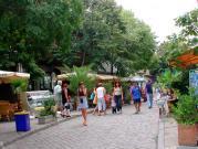 На улочках Созопола