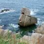 Камень, как профиль лица