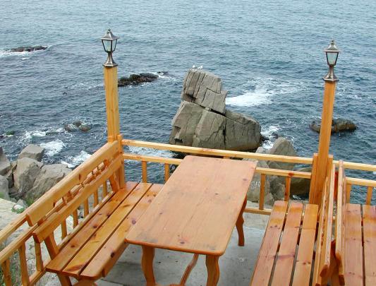 Кафе у моря, Созопол