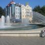 Площадь в центре Варны