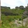 Несебр, развалины крепостной стены