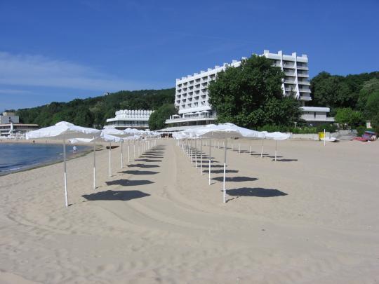 Пляж, Солнечный День