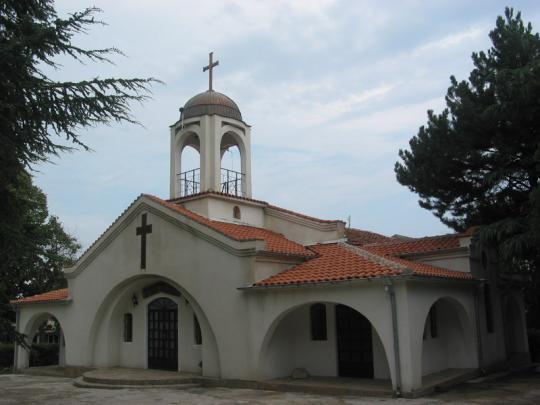 Церквушка в Обзоре