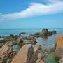 Скалы на побережье Старого города