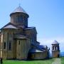 Храм в окрестностях Гудаури
