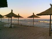 Пляж в Мамае
