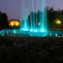 Ночной фонтан