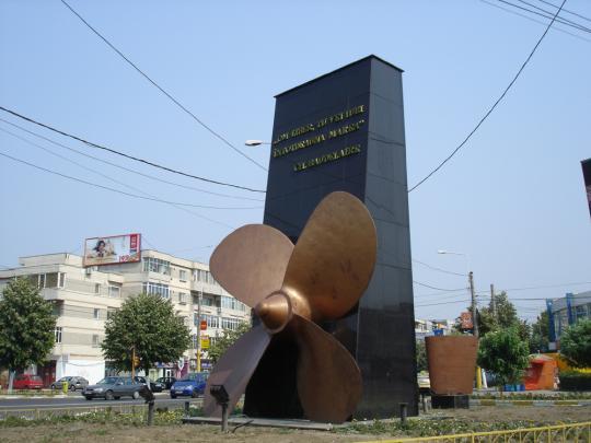Мемориал в Констнце