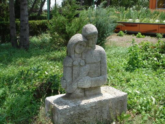 Памятник в Нептуне