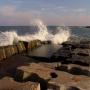 Мангалия, море