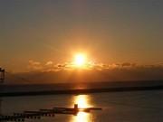 Закат в Мангалии