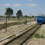 Поезд, станция Эфорие Норд
