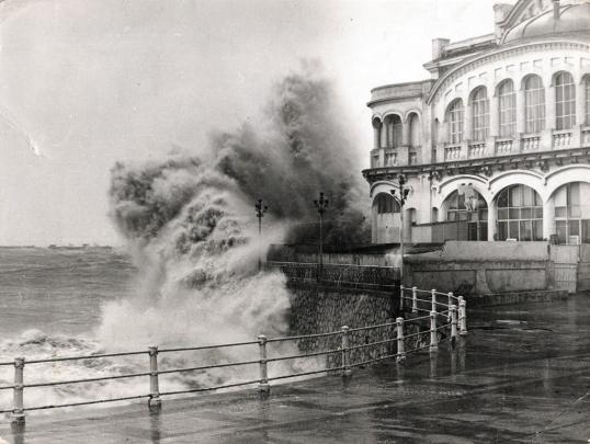 Порт Констанца, 1979 год