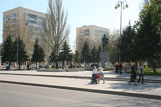 Ленин в Анапе