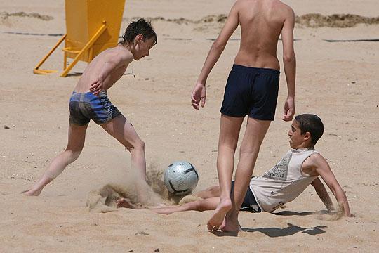 """Пляжный футбол. Поколение """"Arshavin"""""""