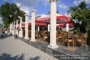 Кафе на набережной Анапы