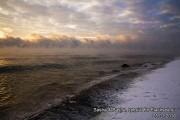 Зимнее море, Анапа
