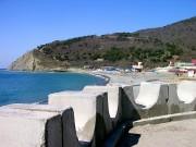 На стоянке у пляжа в Дюрсо