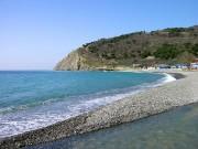Пляж в Абрау-Дюрсо