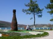 Парк в Абрау-Дюрсо