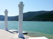 Озеро в Абрау-Дюрсо