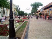На улицах Ейска