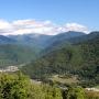Хребет горы Ачешхо, Красная поляна