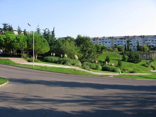 Лазаревское