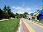 Лазаревское, центральный парк отдыха