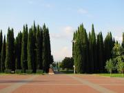 Площадь в Адлере