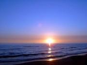 Закат над морем, Анапа