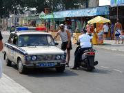 Дорожный патруль
