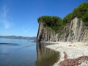 Скалы в Туапсе