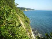 Вид на море близ Туапсе