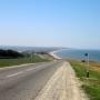 Дорога в Голубицкую