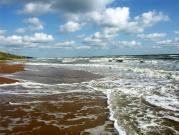 Кучугуры, пляж
