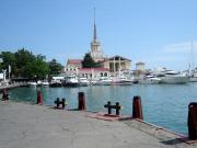Сочи, морской вокзал